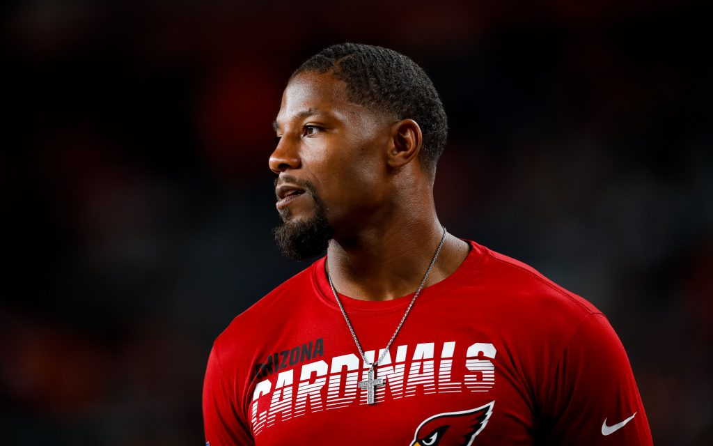Cardinals David Johnson Works To Get Back On Field