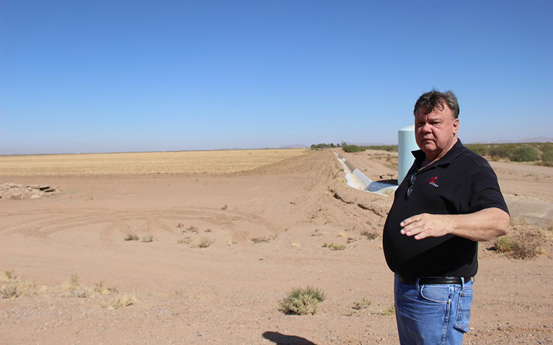 Pinal County's future water shortfall leaves some developers in limbo today
