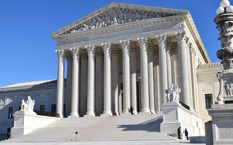 Supreme Court says 'public charge' rule can take effect – for now
