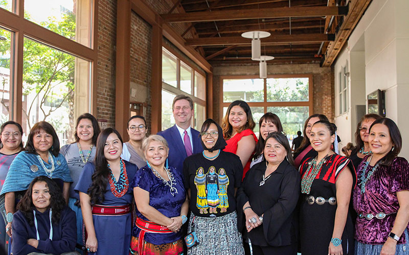 Entrepreneur program strengthens the future for Native women