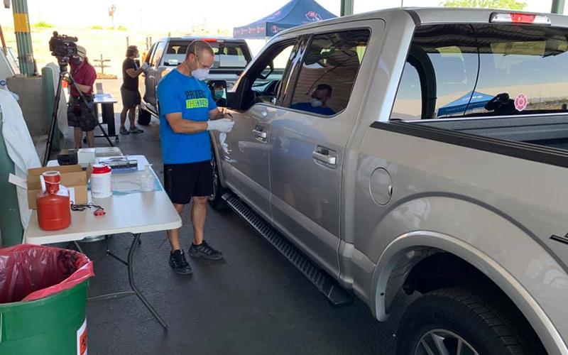 Arizona anounces COVID-19 'testing blitz' to check 60,000 ...