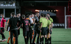 Bizarre ending to Phoenix Rising match rattles USLC Group B playoff picture