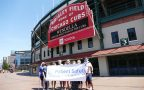 Retired doctor walking to all 30 Major League Baseball ballparks for patient safety