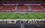 COVID-19 means no fans, but Arizona Cardinals still fired up for home opener