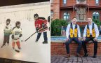 Tale of two brothers: Brinson, Steenn Pasichnuk share hockey journey from ASU to San Jose