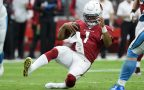 'Get down! Get down!' Murray's athleticism exciting, scary for Cardinals' Kingsbury