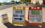Voters, officials prepare for possible intimidation at the polls