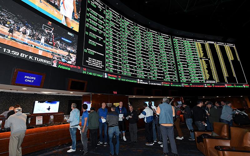 Senate passes gambling bill, legal sports betting in Arizona closer