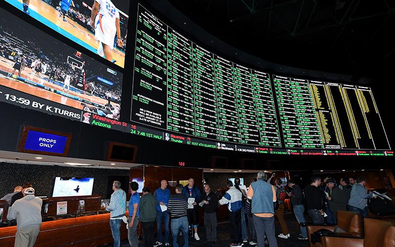 Is arizona intetested in sports betting spostare portafoglio bitcoins