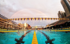 It may be a redshirt season but ASU swim, dive teams still putting in work