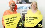 Separate and unequal: Pay gap affects women, minorities, families