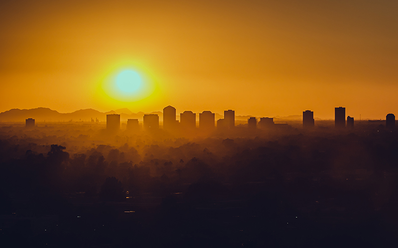 Just before the election, poll on climate change suggests Arizona voters want more federal action