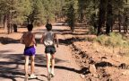 Rarefied air: collegiate runners flock to Flagstaff to train