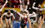 Arizona State gymnastics team vaults into spotlight with convincing victory over Arizona