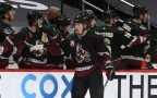 Despite Coyotes' offensively challenged defensemen, Jakob Chychrun remains offensive force
