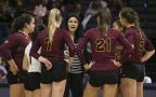 Foreign bodies: International players, coaches give ASU volleyball unique makeup