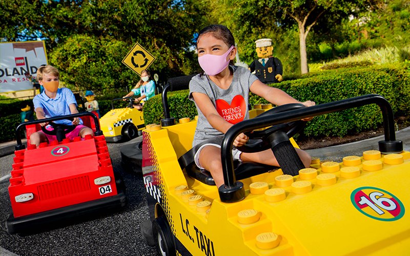 California amusement parks get approval to reopen at 25% capacity
