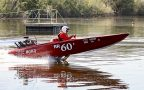 Making waves: Drag boat racing finds home at Buckeye's Hidden Lake
