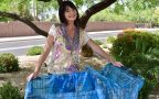 Safer shopping: Scottsdale mother invents recyclable shopping cart liner