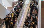 Airport, TSA officials say as passengers return, so do security delays