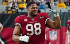 After 'incredibly difficult' process, Peters returns to Cardinals defensive line in big way