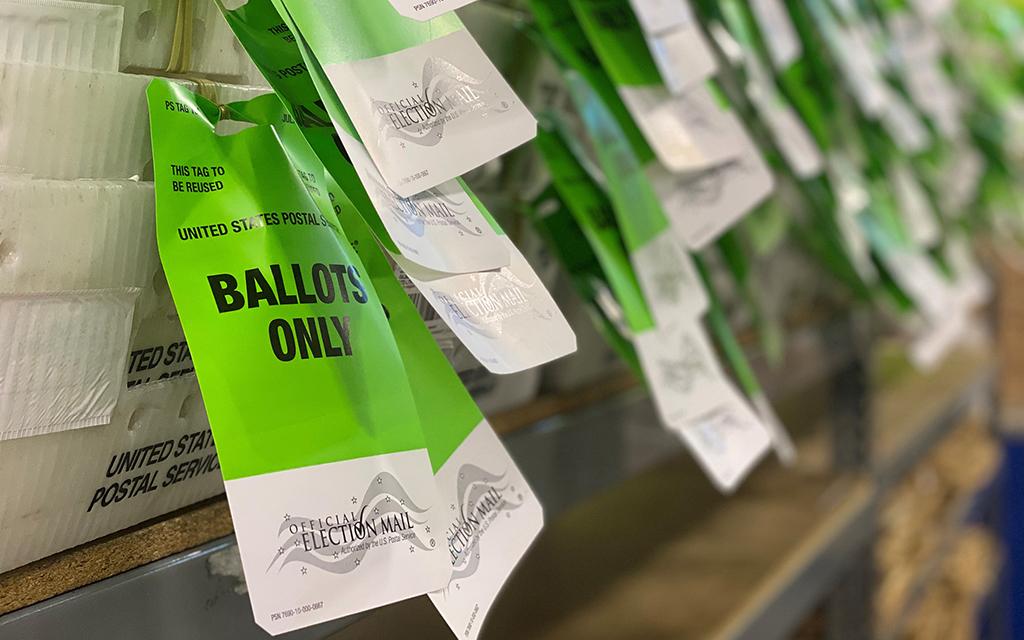Democrats blast 'cancer' of Arizona election probe on eve of release