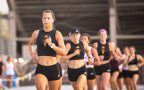 Swimming, cycling, running … and mental health training: ASU triathlon team off to strong start